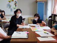 テーマは「働き方改革」!先生方対象のデザイン思考研修を行いました。